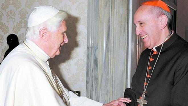 Dos hombres que quieren el bien de la Iglesia