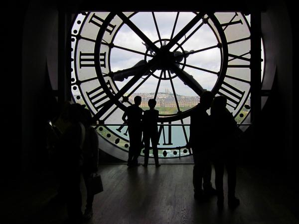 El tiempo en 3D